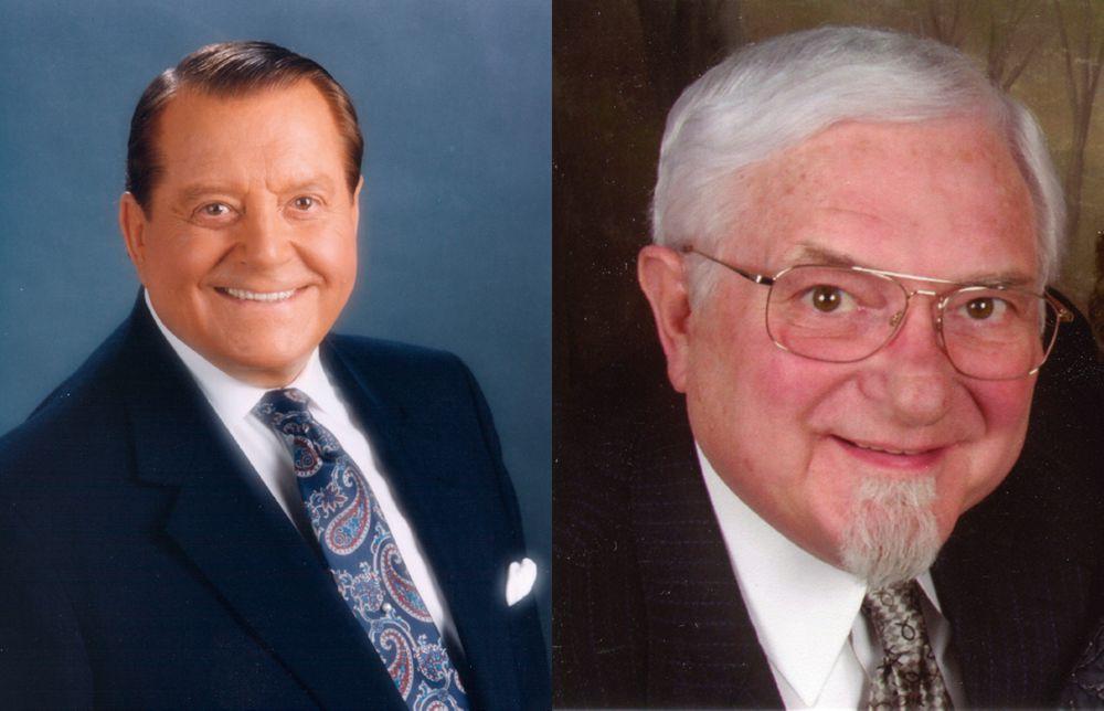 Bill Bright (vlevo), Zakladatel