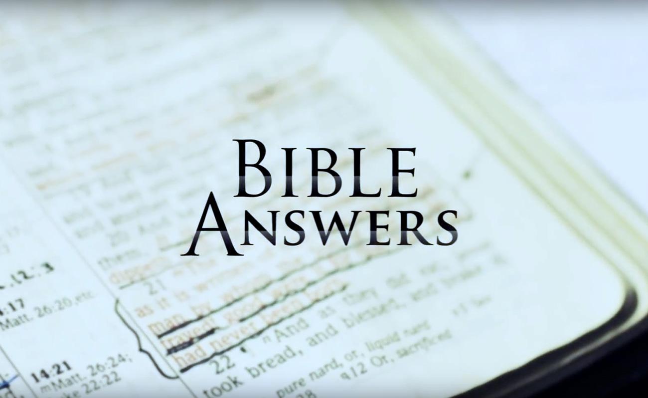 Biblické odpovědi